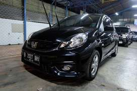 Brio E MT 2017 Km14rb hitam full ori bs tt agya avanza 2016  manual