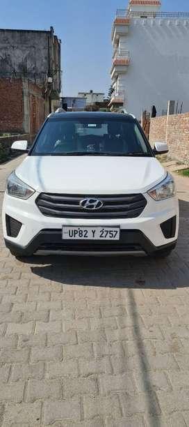 Hyundai Creta 1.4 E Plus, 2016, Diesel
