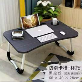 Computer Desk Folding Laptop table  Stand in Bed  and sofa iPad/Tablet