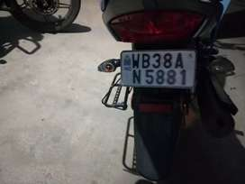 SUPERB MILLAGE OF 78KM/LTR . NEW CONDITION BIKE JUST 10000KM RUN.