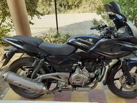 220 Bajaj Pulsar showroom condition