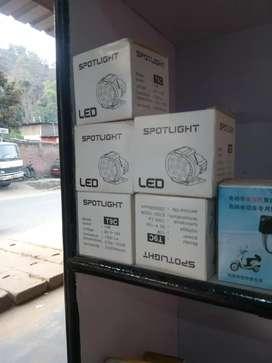 Led light t9c