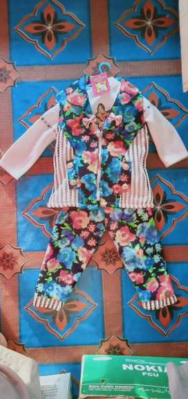 Baby Suit For 2-4 Years  Of age