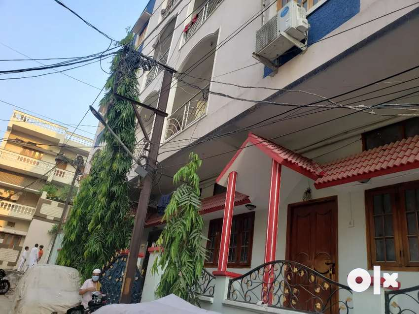 2bhk apartment for sale behind Royal Enfield,TV tower,Moosarambagh