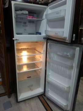 Double door whirlpool fridge for sale