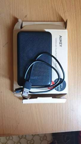 Power bank aukey 10000 Mah original