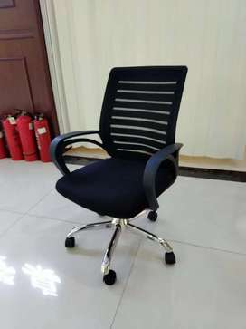 Imported office chairs.