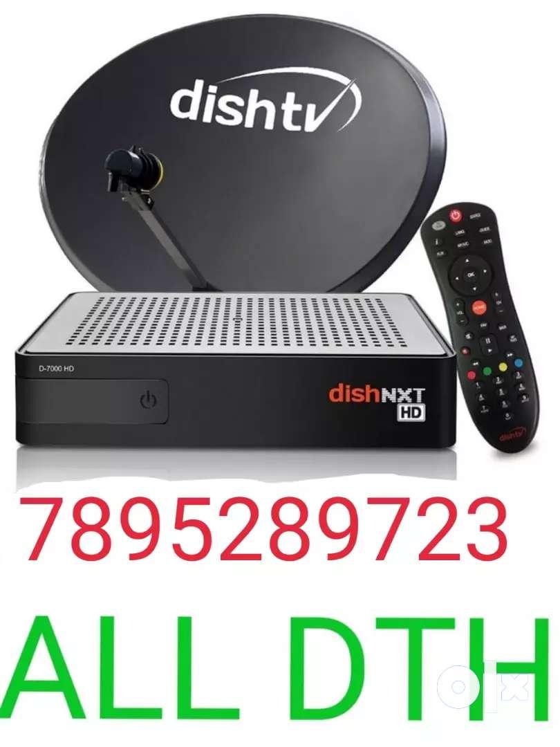 New Dish TV HD(78952897.23) lifetime guarantee 0
