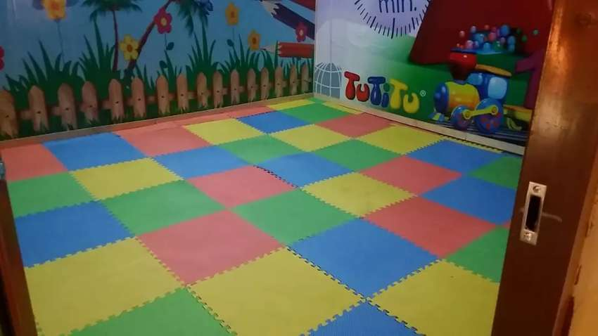 SWINGS And slide Rubber Mats For Home And other use 0