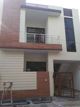 (GANGA NAGAR NEAR IIMT) 130 YARD PAIR DUPLEX HOUSE ONLY 54 LAC EACH