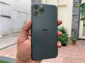 Iphone 11 pro midnightgreen 64gb