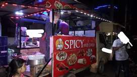 Tata ace fast food for sale.  food truck is completely modified