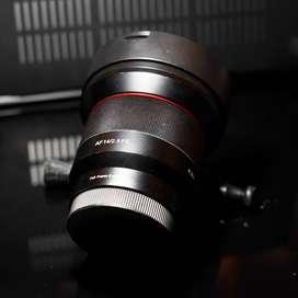 Lensa Samyang AF 14MM F2.8 FE For Sony E-Mount