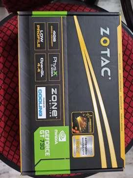ZOTAC NVIDIA GEFORCE GT 730 (ZONE EDITION)