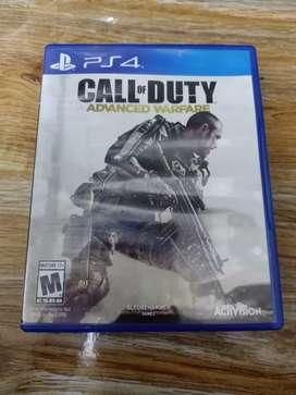 Kaset PS4 Call of Duty Advanced Warfare