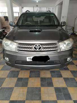 Toyota Fortuner 2011 Excellent condition