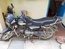 Hero Honda splender + bike