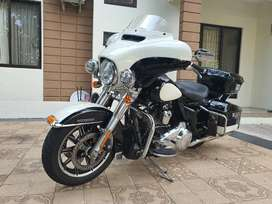Harley police 2017 m8 107 Engine