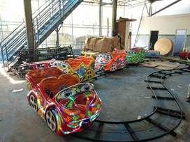 DISKON kereta rel bawah mini coaster odong odong bisa pilih warna