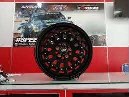 Velg buat Toyota RUSH MYTH07XHsr Ring 16X7 H10X100-114,3 ET40