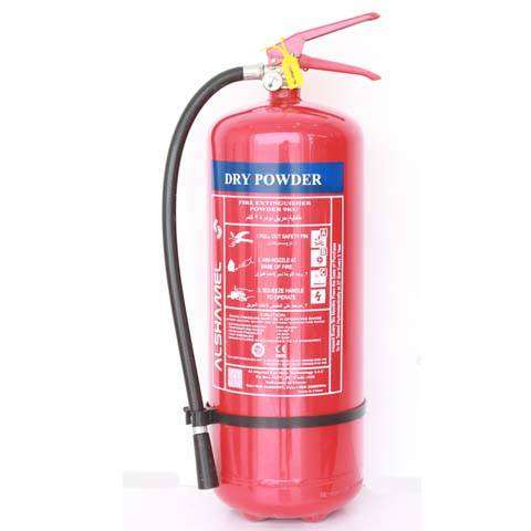 Fire Extinguishers DCP, CO2, AFFF, Water typed available 0