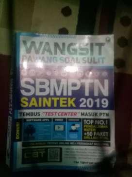 buku sbmptn 2019(wangsit) untuk jurusan ipa
