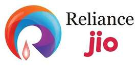 Reliance jio Telecom urgent job vacancy All India Call-958'2491'484