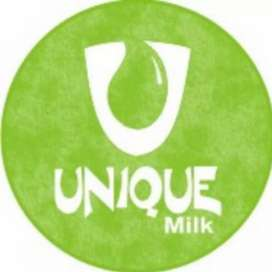 Unique.Milk home delivery