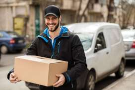 Urgent Requirement OF bikers /CYCLIST in Food Delivery job