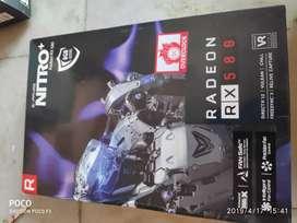 Sapphire Nitro+ Radeon rx 580 8gb DDR5