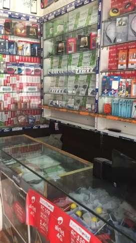 Running mobiles shop is for sale in bellandur