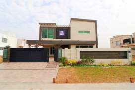 Syed Brothers Offer 1 Kanal Beautiful and Complete Double Unit House