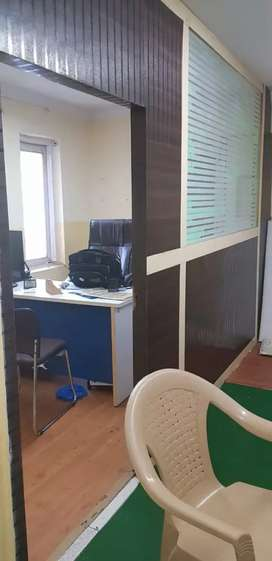 Office space available for rent in the heart of the city