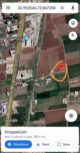 10 marla plot for sale in Chakwal