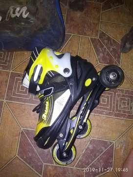 Dijual Sepatu Roda Braman