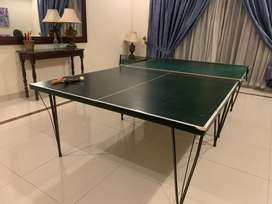 Dunlop Table tennis with rackets