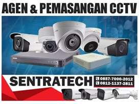 Camera Cctv Paket 4 Ch 2Mp Cling Banget