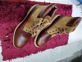 Timberland waterprof leather