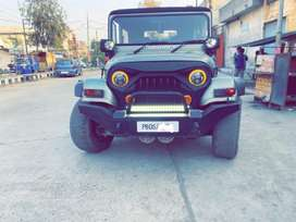 Mahindra Thar 2014 Diesel Well Maintained