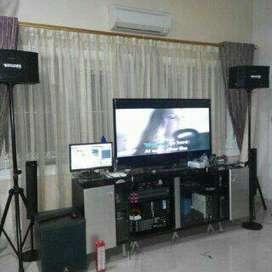 CPU Home Karaoke Full Sett Sound System OKTOBER 2019