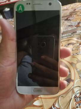 Samsung S7 Dual sim fresh 1 sim aproved 1 non aproved but both working