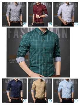 Classy Men Shirts (Free COD)