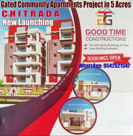 2 BHK Apartment Flat for Just Rs. 25 Lakhs