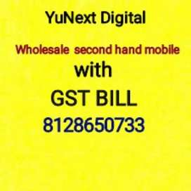 All Brand Second phones wholesale with Bill