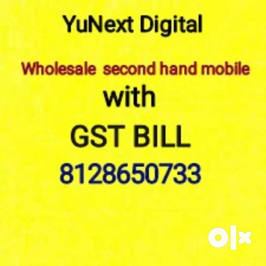 All Brand Second phones wholesale with Bill 0