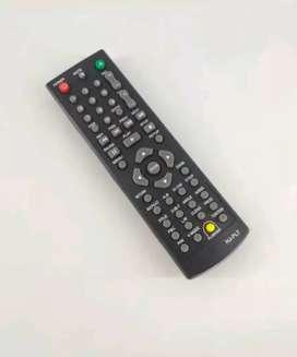 Remote dvd polytron flashrip / remot video rimut vcd player