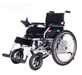 Brand New Dual Model Electric Wheelchair with warranty