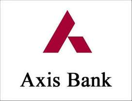Axis Bank Golden Opportunity in multiple location