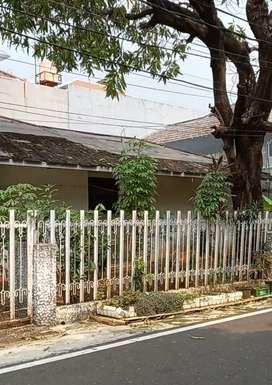 Rumah di Pusat Kota , hitung tanah