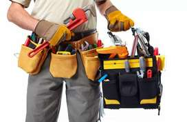 Plumber,carpenter,painter,ac technician part time job